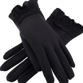 Ericdress Touch Screen Keep Warm Lady Gloves