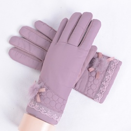 Ericdress Winter Keep Warm Touch Screen Thick Lady Gloves