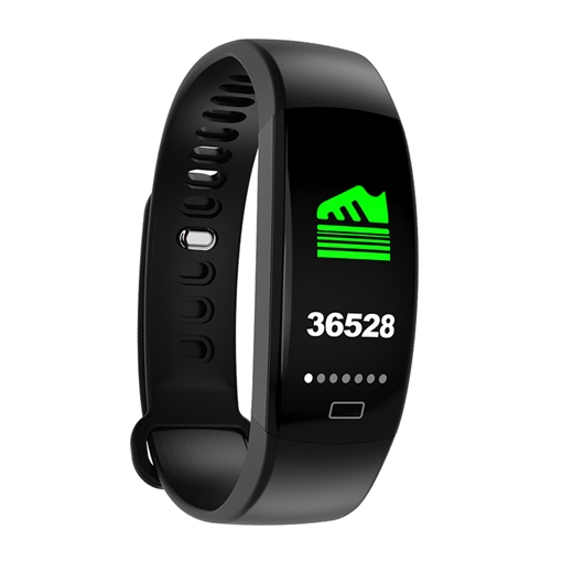Ericdress F64 Color Screen Smart Bracelet Weather Health Bluetooth Sport Kcal Watch