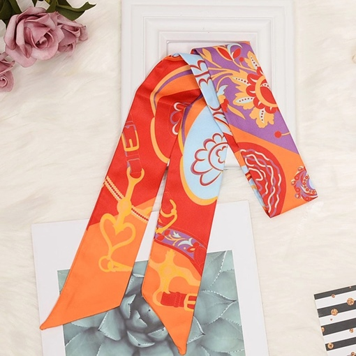 Ericdress 2018 Autumn Printing Bag Head Scarf For Women