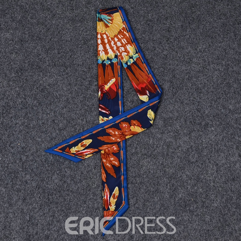 Ericdress Silk Bag Indian Style Scarf For Women