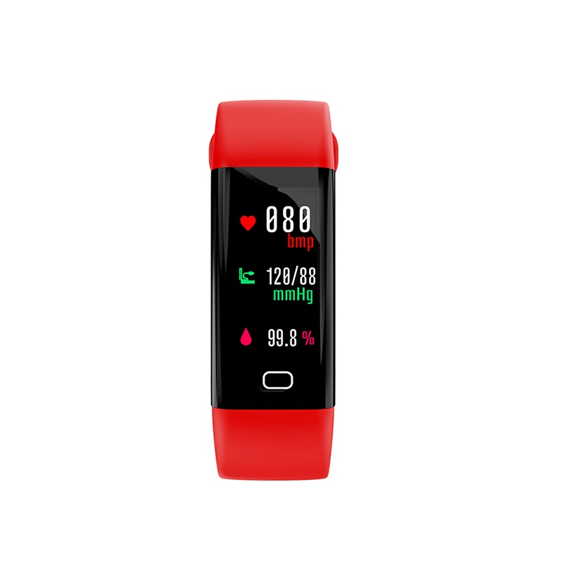 Ericdress F07 Color Screen Smart Bracelet Heart Rate Health Big Screen Riding Sports Smart Bluetooth Blood Pressure Watch