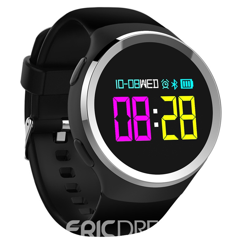 Ericdress N69 Exercise Step Recording Bracelet Raised Hand Bright Screen Waterproof Sleep Smart Watch