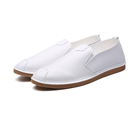 Ericdress Sewing Thread Slip-On Men's Loafers