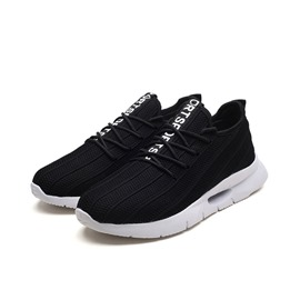 Ericdress Thread Lace-Up Damping Men's Sneakers