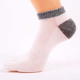 Ericdress Sport Free Size Five Toes Socks For Women