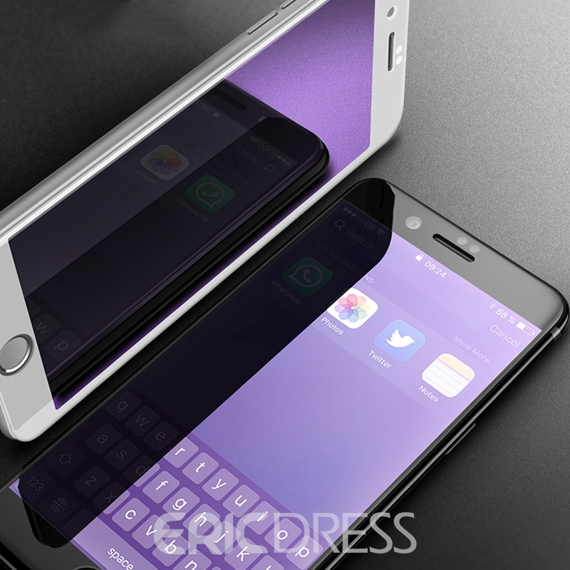 Ericdress Tempered Glass Screen Protector For Iphone 8