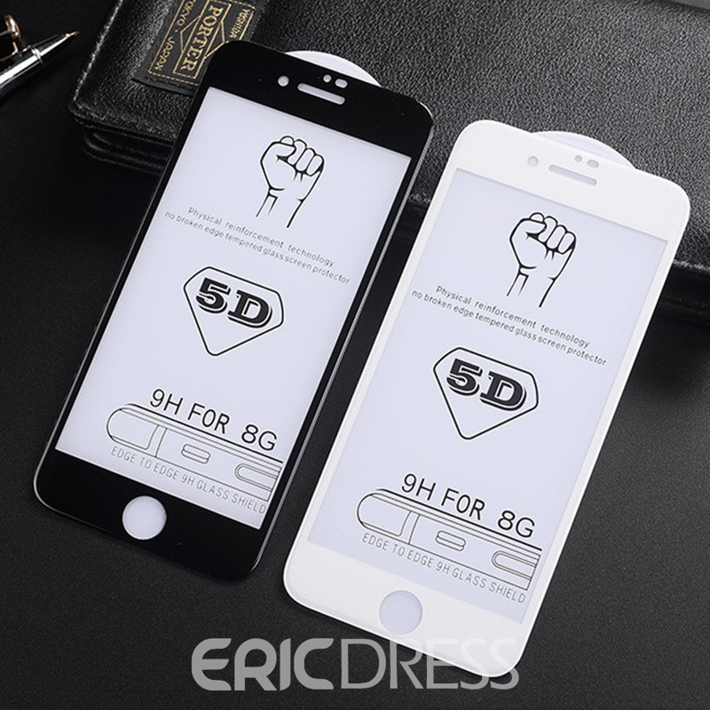 EricdressTempered 5D Glass Screen Protector For Iphone X