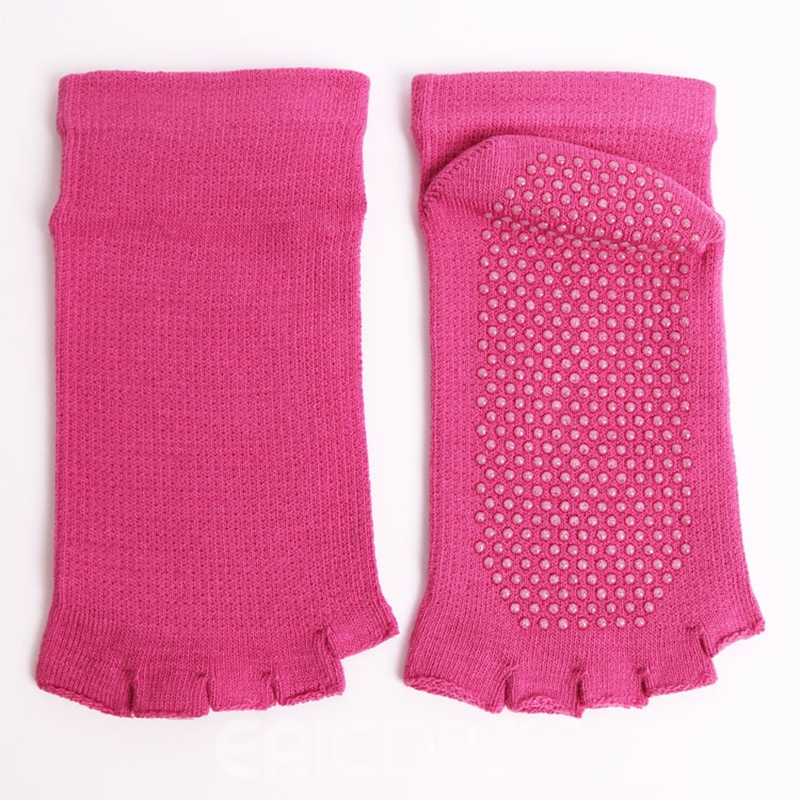 Ericdress Yoga Free Size Open-Toed Socks For Women