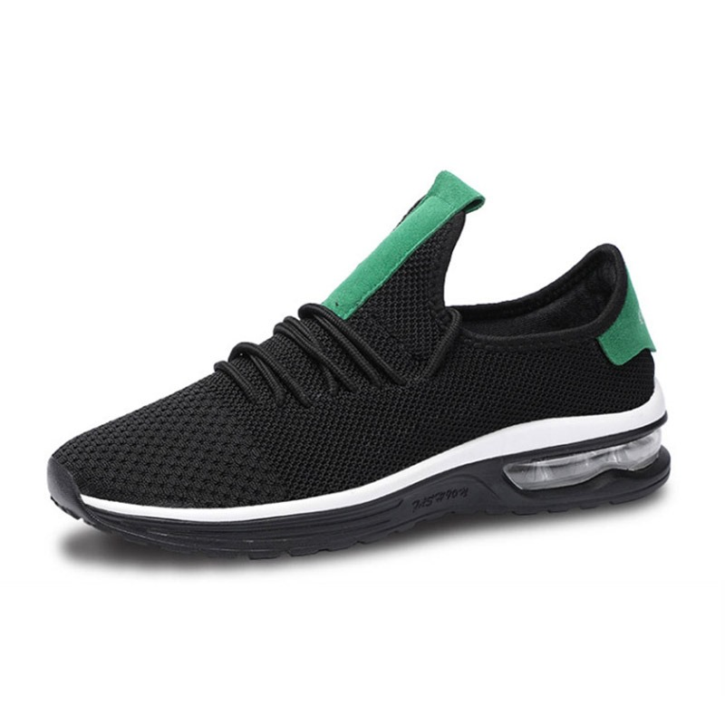 EricdressMesh Lace-Up Non-Slip Breathable Men's Sneakers