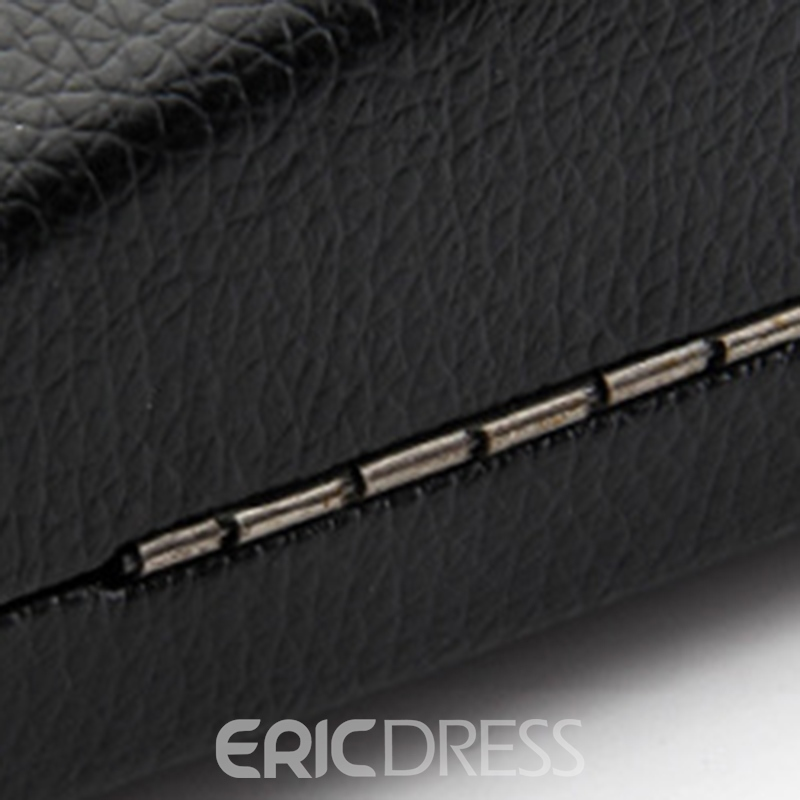 Ericdress Leather Sunglasses Case
