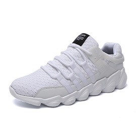 Ericdress Mesh Non-Slip Lace-Up Running Men's Trainers