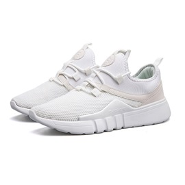 Ericdress Mesh Lace-Up Round Toe Running Men's Trainers
