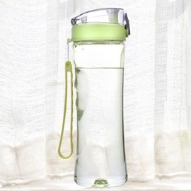 Ericdress Tritan High Capacity Sport 680ML Water Cup