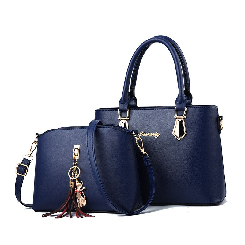 Ericdress Plain Interior Zipper Pocket Women Handbag
