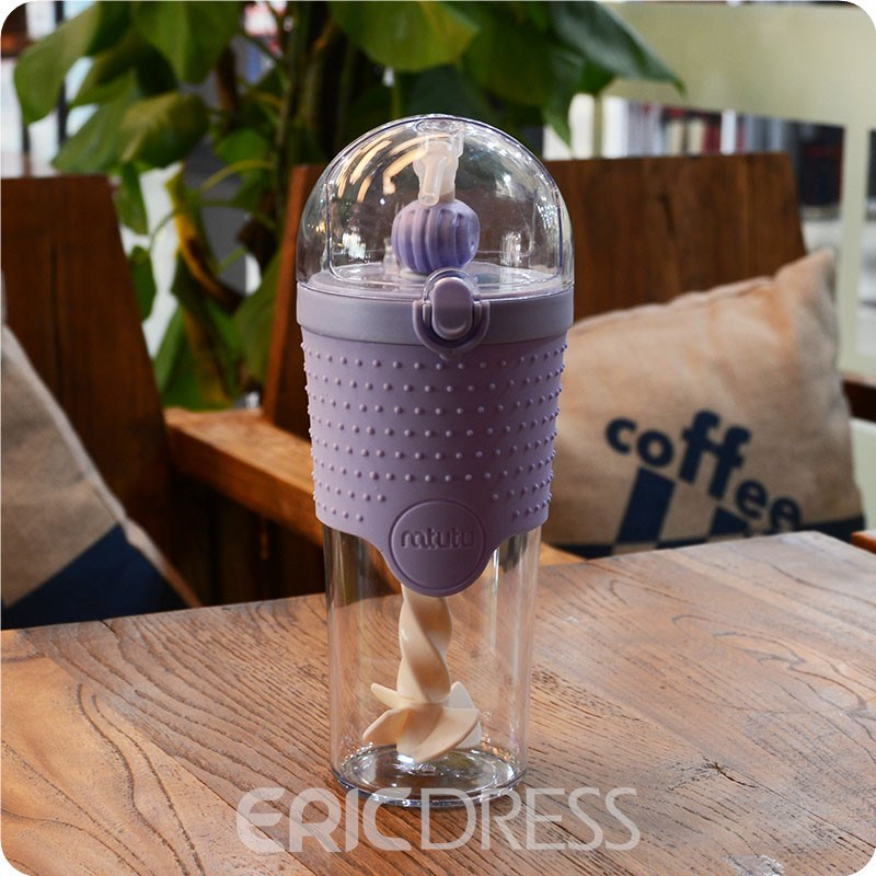 Ericdress Milk Shake Sport Sucker Water Cup