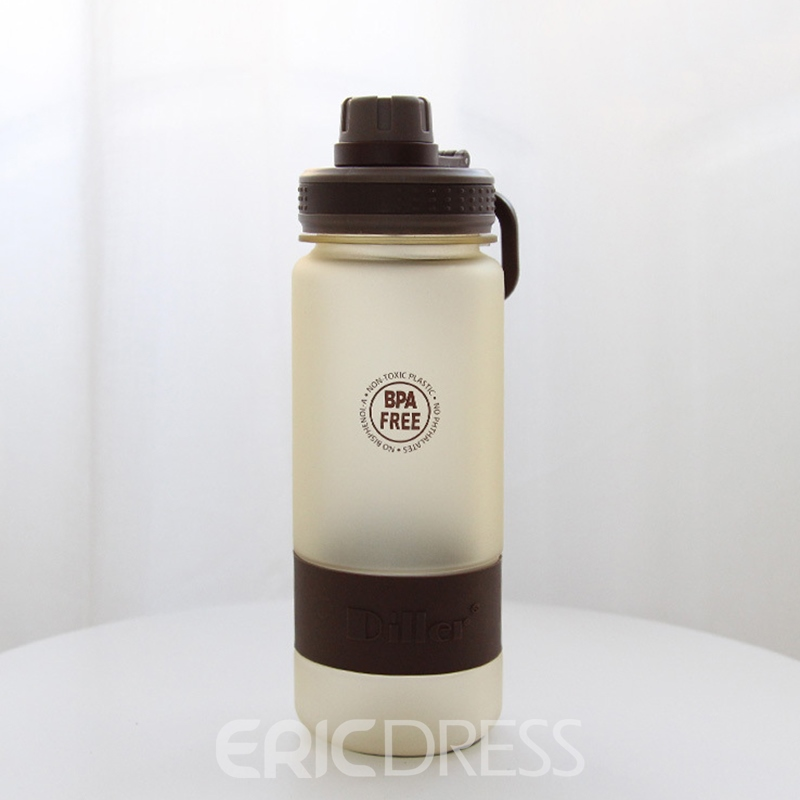 Ericdress Colorized 700ML Tritan Water Cup