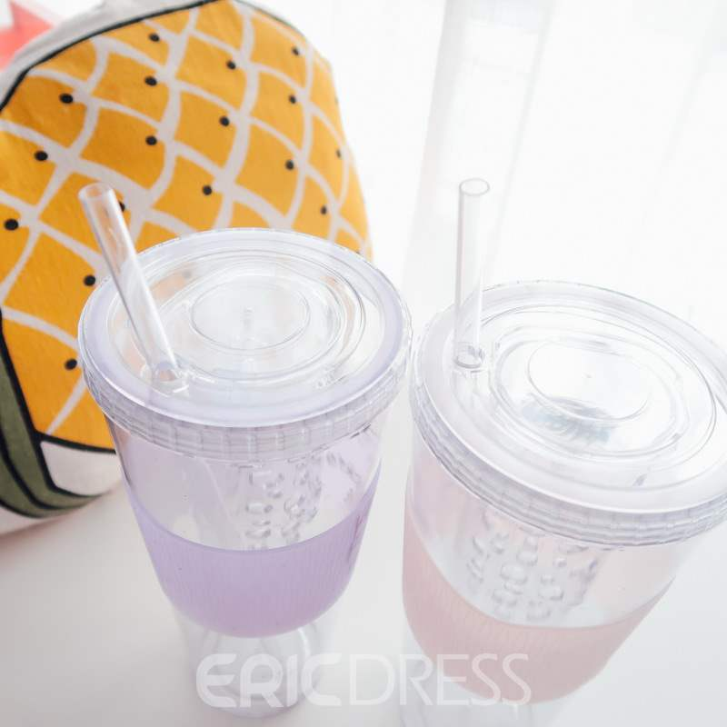 Ericdress High-Capacity Lucency 850ML Water Cup