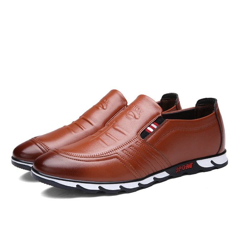 Ericdress Brush OffSlip-On Round Toe Men's Casual Shoes