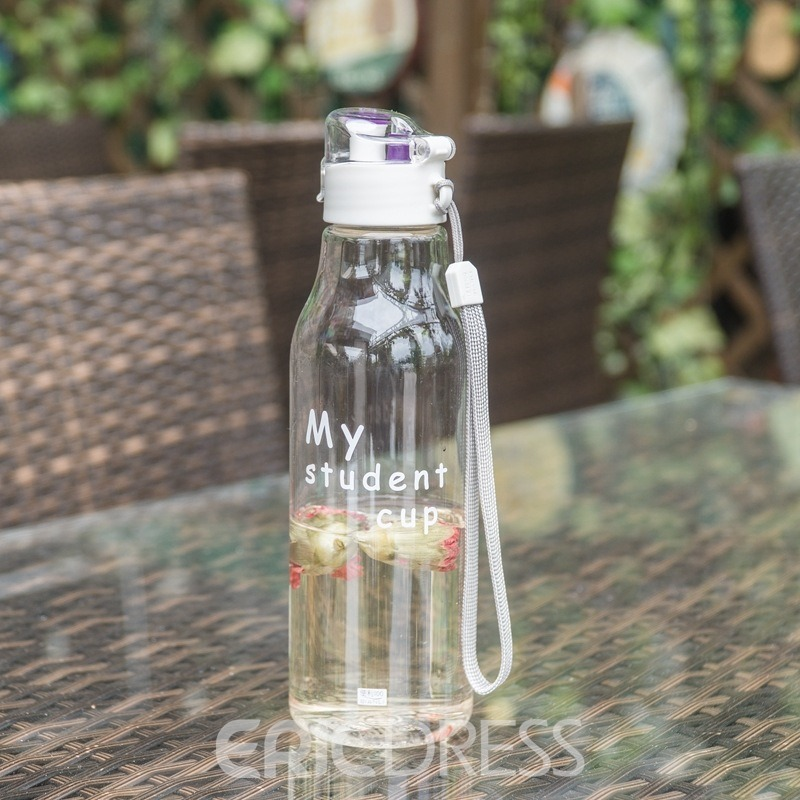 Ericdress Studen PP 520ML Water Cup