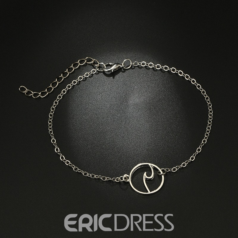 Ericdress Hollow Out Anklet