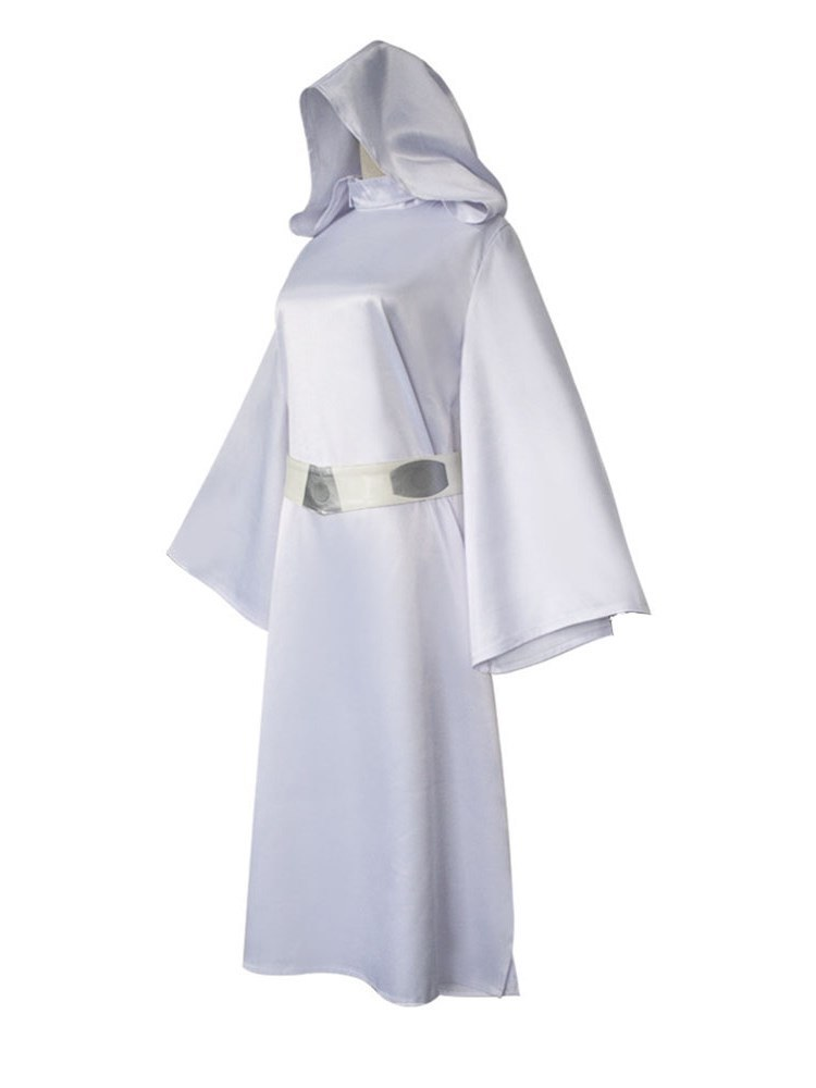 Ericdress Cosplay Star Wars Classic Deluxe Princess Leia Costume