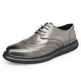Ericdress Professional Brush Off Lace-Up Men's Oxfords