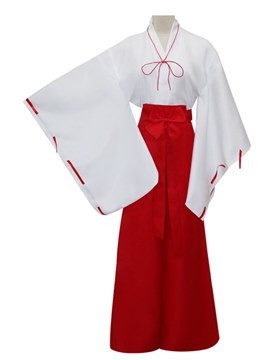 Ericdress Long Sleeve Bowknot Japanese Anime Costume