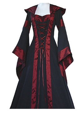 Ericdress Renaissance Victorian Dress Halloween Costume