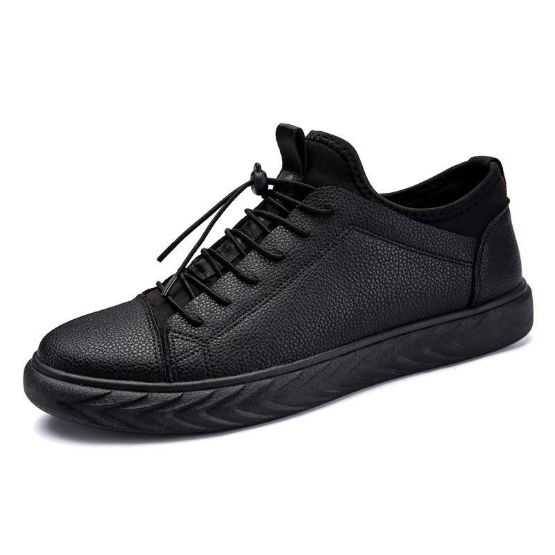 Ericdress Elastic Band Round Toe Casual Men's Trainers