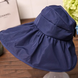 Ericdress Cotton Collapsible Sunhat