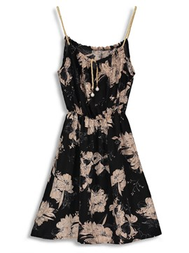 Ericdress Floral Ankle-Length Sleeveless Casual Dress