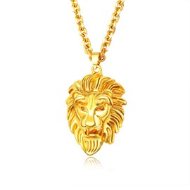 Ericdress Lion Copper Plating Necklaces