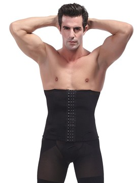 Ericdress Men's Thin Abdomen Trimmer Waist Cincher Shapewear
