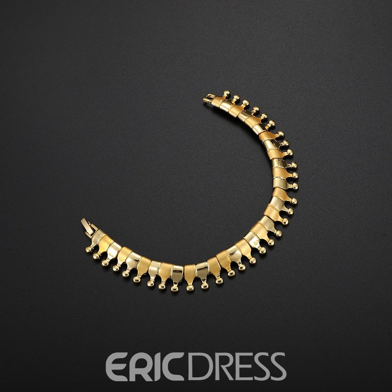 Ericdress Crown Pearl Alloy Jewelry Set