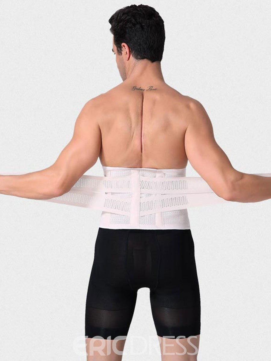 Ericdress Men's Thin Belly Control Waist Trainer Shapewear