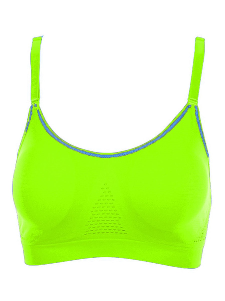 Ericdress Earthquake-free Rimless Breathable Sport Bra