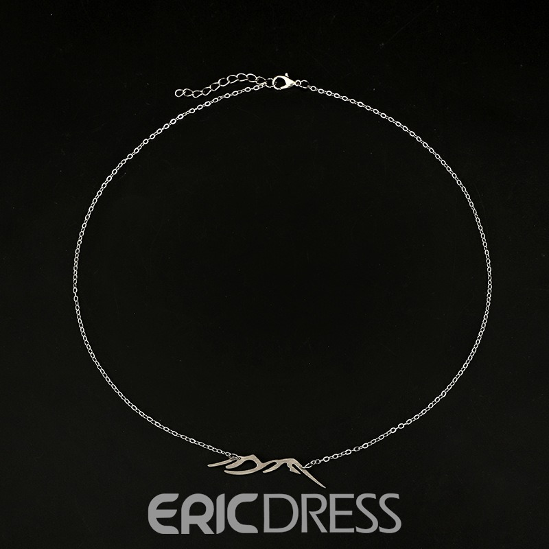 Ericdress Jokul Charm Necklace