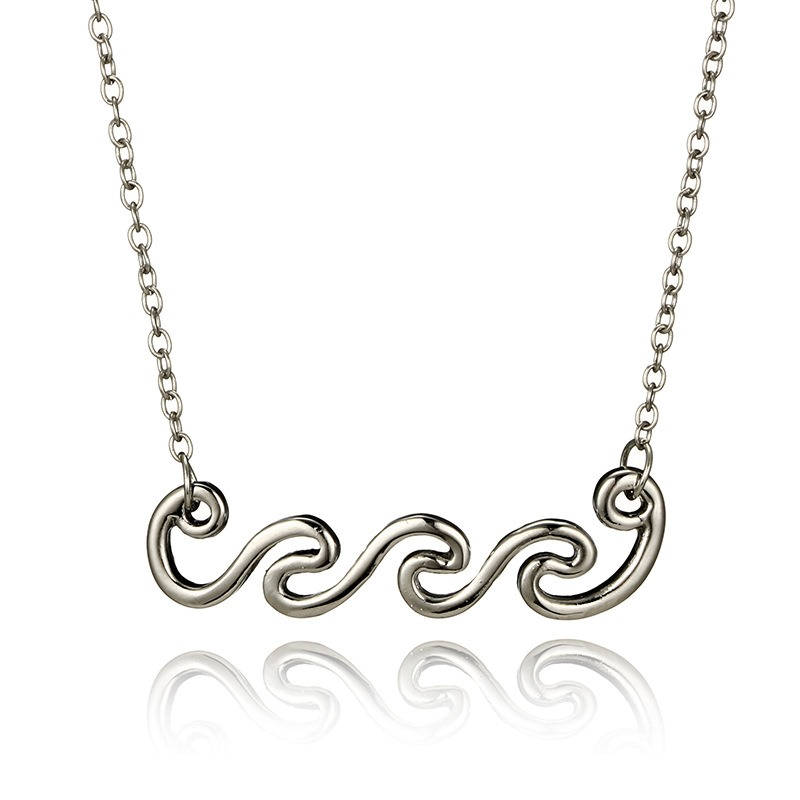 Ericdress Wave Necklace