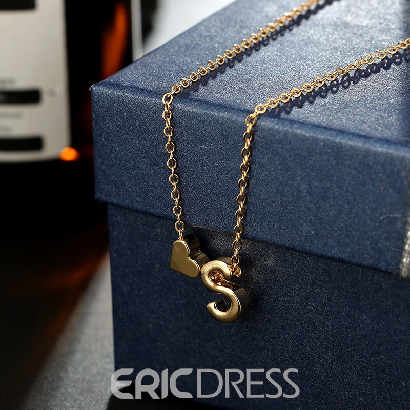 Ericdress Heart S Necklace