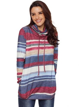 Ericdress Loose Long Sleeves Regular Cool Hoodie