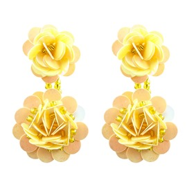 Ericdress Paillette Fashion Earrings