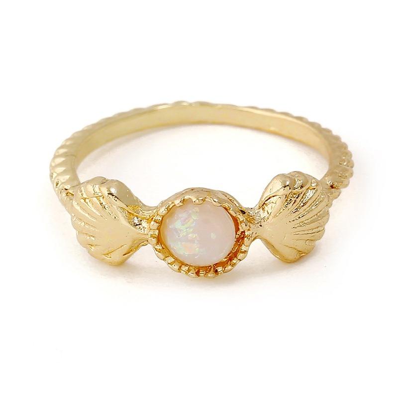 Ericdress Opal Shell Women Ring