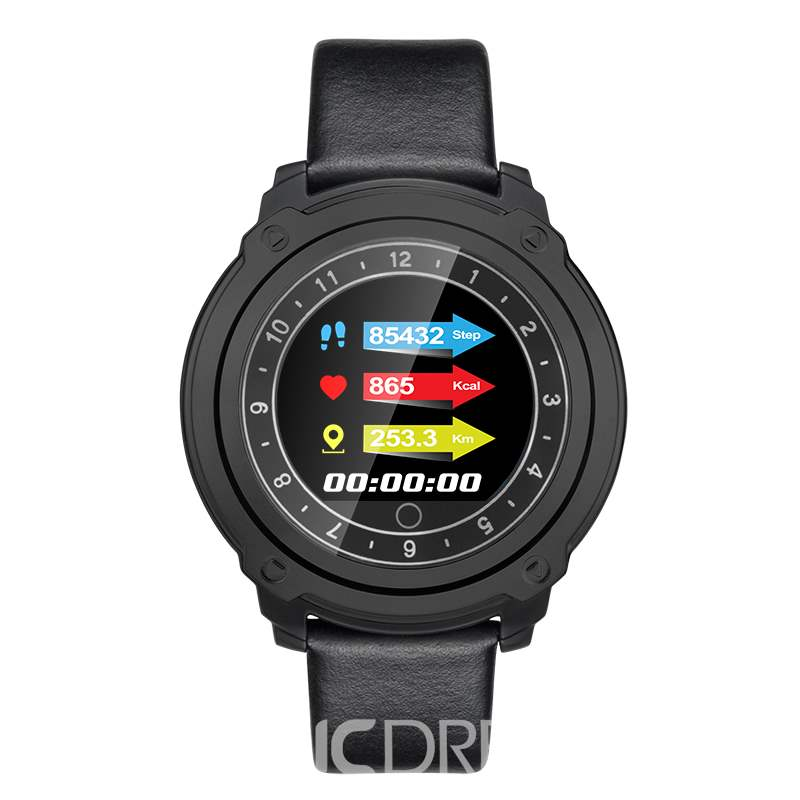 Ericdress CD10 Color Screen Running Cycling Hiking Smart Watch Bracelet