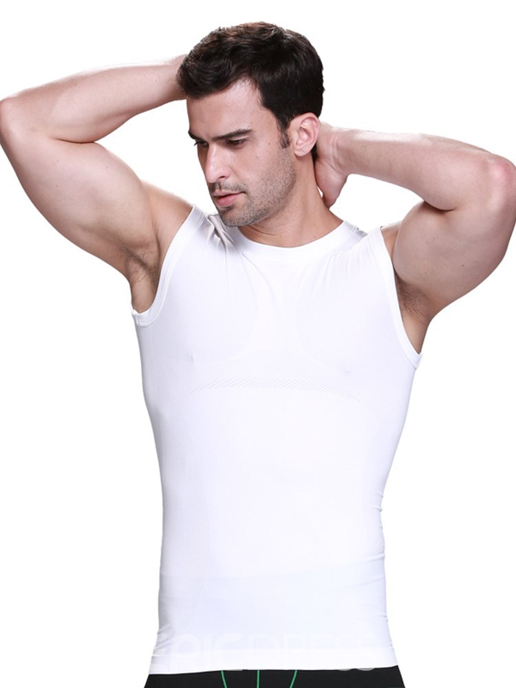 Ericdress Seamless Quick Dry Outdoor Sports Vest Top for Men