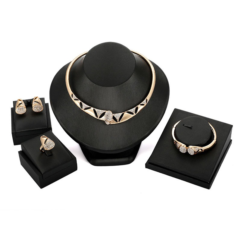 Ericdress Hollowed Out Jewelry Set