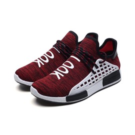 Ericdress Mesh Low-Cut Upper Lace-Up Men's Sneakers