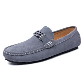 Ericdress Low-Cut Upper Slip-On Men's Loafers