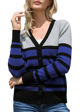 Ericdress Thin Loose Single-Breasted Cardigan