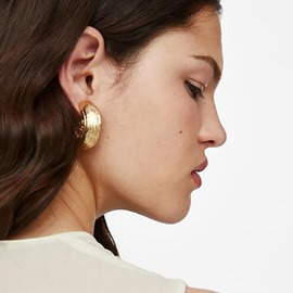 Ericdress Semicircle Alloy Women Color Earrings